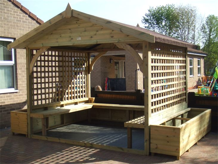 Sheds For New Housing Estates Secured By Design Bulk Shed