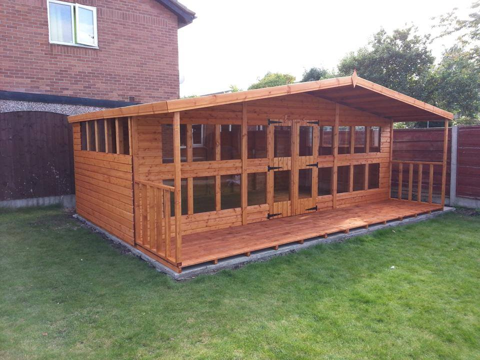 Mersey Cottage Shed Gallery Page Summerhouses In