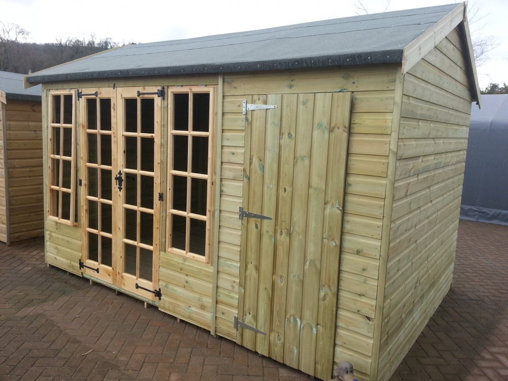 Garden Sheds And Summerhouses shed king liverpool sheds timber buildings garden summerhouses
