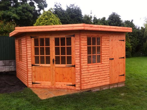 Shed King Liverpool Sheds Timber Buildings Garden