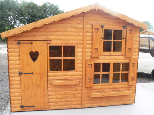Log Cabin Playhouses And Kids Log Cabins