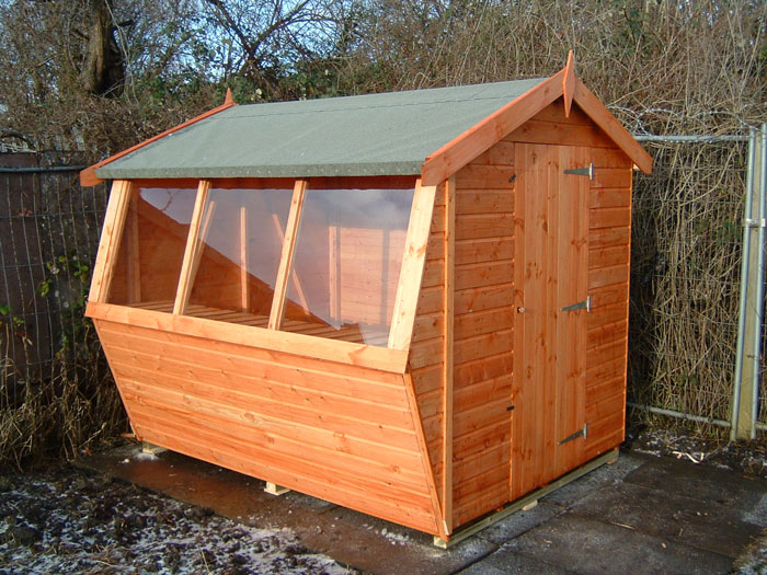 Potting grow shed liverpool southport warrington for Potting sheds for sale